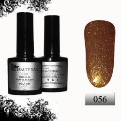 Гель-лак Золотой металлик Premium (8ml) 56
