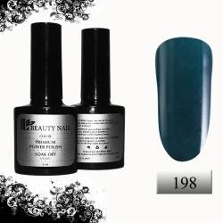 Гель-лак Beauty Nail №198 8мл