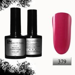 Гель-лак Розовая ягода Premium (8ml) 379