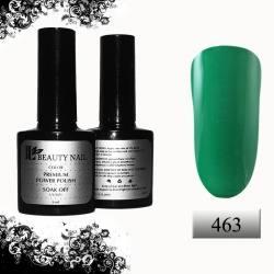Гель-лак Ярко-зеленый Premium (8ml) 463