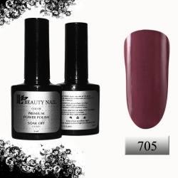 Гель-лак Premium Сиренево-коричневый (8ml) 705