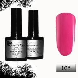 Гель-лак Premium Ярко-розовый (8ml) 25