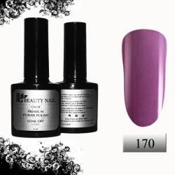 Гель-лак Ярко-фиолетовый Premium (8ml) 170