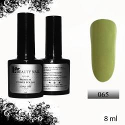 Гель лак Premium Зеленое яблоко(8ml) 65