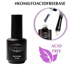 Безкислотная база Komilfo Acid Free Base  15мл