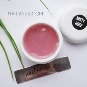 Темно-розовый Акрилгель Nailapex Misty Rose 30g