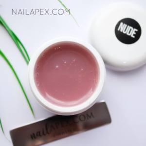 Камуфляж светло-бежевый Акрилгель NailApex Nude 30g