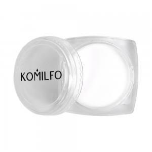 Komilfo акриловая пудра, прозрачная, для укрепления, 3 г