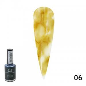 Акварельные капли Water color от Global Fashion 10 мл gold 06