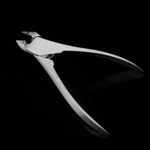 Кусачки ногтевые с пружиной Acuto (Острая грань)  ANNS01