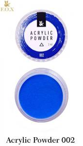 Акриловая пудра  F.O.X Acrylic Powder 3г №2