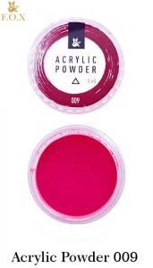 Акриловая пудра  F.O.X Acrylic Powder 3г №9