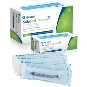Пакеты для стерилизации Safe Seal Quattro (89*229 мм)