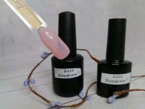 База камуфлирующая на розлив №7 прозрачно-розовая