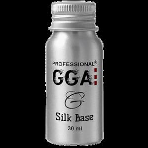 База для гель-лака GGA с шелковыми волокнами 30мл