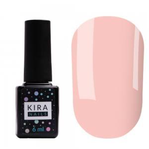 Цветная база Kira Nails Color Base 002 (зефирно-розовый), 6 мл