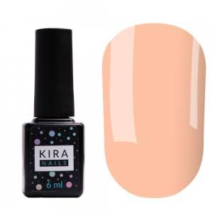 Цветная база Kira Nails Color Base 003 (персиковый), 6 мл