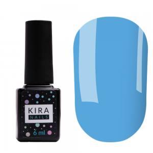 Цветная база Kira Nails Color Base 008 (морская волна), 6 мл