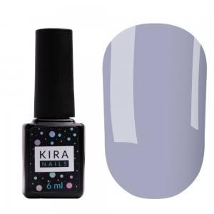 Цветная база Kira Nails Color Base 009 (пыльно-голубой), 6 мл