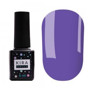 Цветная база Kira Nails Color Base 012 (васильковый), 6 мл