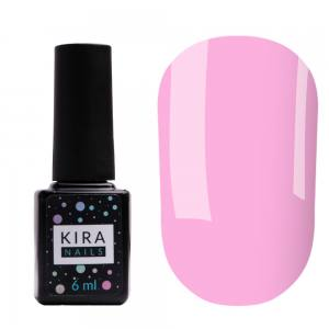 Цветная база Kira Nails Color Base 013 (нежно-розовый), 6 мл