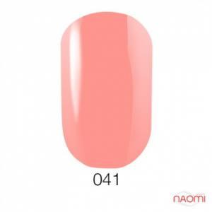 Гель-лак GO 041, 5.8 мл молочный розовый, эмалевый