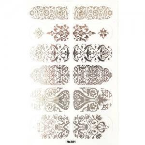 Самоклеющаяся наклейка для ногтей 301