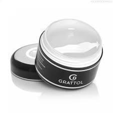 Grattol jelly clear gel - моделирующий гель-желе высокой вязкости,15 мл