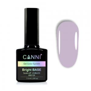 Цветное базовое покрытие CANNI №652 светло-лавандовый, 7,3 ml