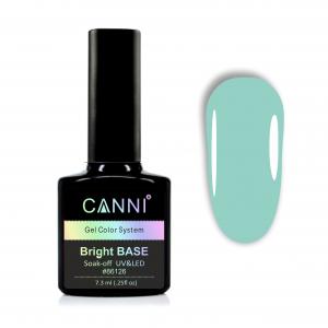 Цветное базовое покрытие CANNI №655 дымчато-голубой, 7,3 ml