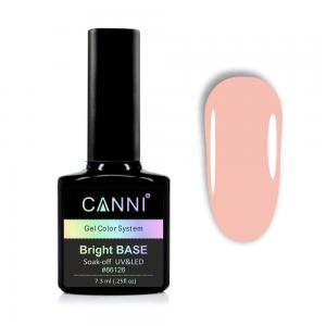 Цветное базовое покрытие CANNI №657 персиковый, 7,3 ml