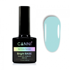 Цветное базовое покрытие CANNI №660 голубой, 7,3 ml