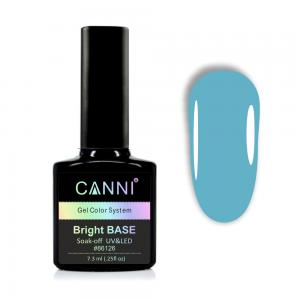 Цветное базовое покрытие CANNI №661 светло-лазурный, 7,3 ml