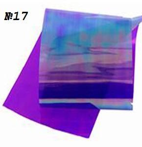 Фольга битое стекло №17