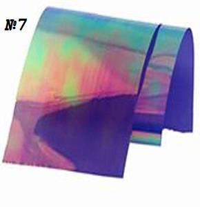 Фольга битое стекло №7