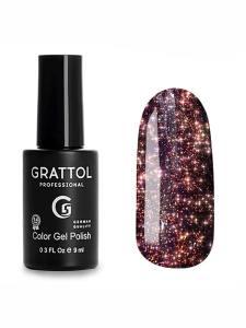 Гель-лак светоотражающий Grattol Bright Star 9мл 05