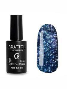Гель-лак светоотражающий Grattol Bright Star 9мл 07