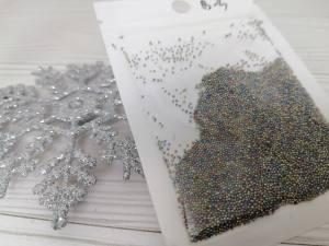 Бульонки стекло микс B03 (4 грамма)