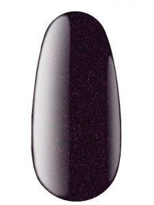 Гель лак Kodi Basic Collection 8 мл BW110 черный с розовым шиммером