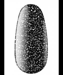 Гель лак Kodi Basic Collection 8 мл BW120 черно-белый конфетти на прозрачной основе