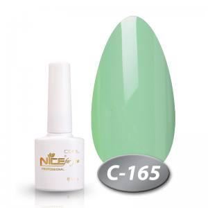 Гель-лак Nice 8.5мл серия cool C165 хаки