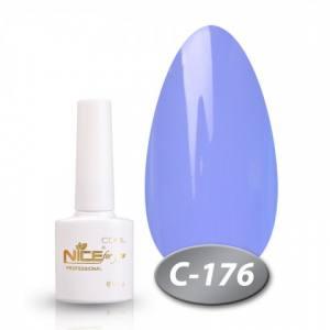 Гель-лак Nice 8.5мл серия cool C176 балтика