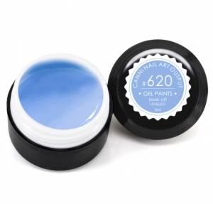 Гель-краска Canni 5г №620 пастельно-голубая