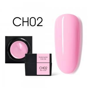 Цветной мусс-гель Canni 5г CH02 нежно-розовый