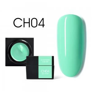 Цветной мусс-гель Canni 5г CH04 мохито