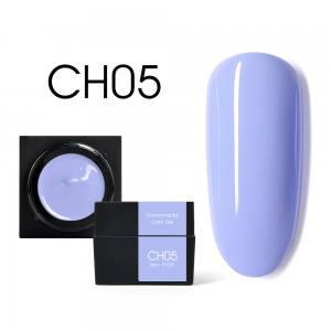 Цветной мусс-гель Canni 5г CH05 лавандовый