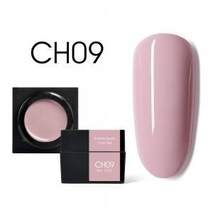 Цветной мусс-гель Canni 5г CH09 бежево-розовый