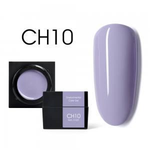 Цветной мусс-гель Canni 5г CH10 серо-лавандовый