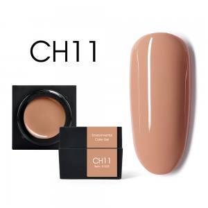 Мусс-гель цветной CANNI CH11 светло-терракотовый 5г