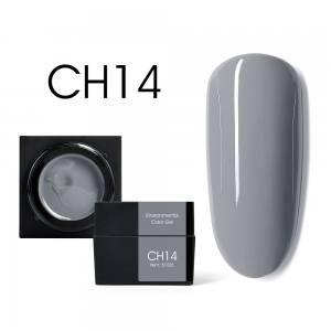 Мусс-гель цветной CANNI CH14 ламантин 5г